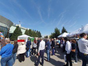 компания АГРОМАРТ принимала участие на выставке «Теплицы. Овощеводство. Орошение»